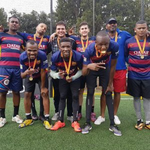 Football Flava Tournament Winners